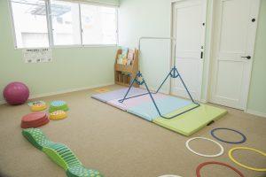 コペルプラス向ヶ丘遊園教室 プレイルーム
