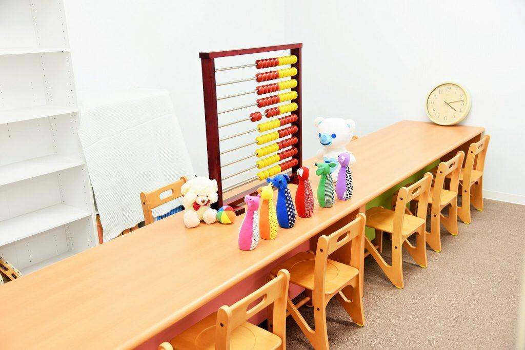 コペルプラスセンター北教室 集団教室